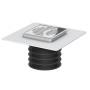 ACO Passino DN 100 / DN 125, mit Klebeflansch, mit Geruchsverschluss