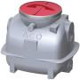 Coalisator P NS 1,5 - NS 3 aus Kunststoff - Freiaufstellung